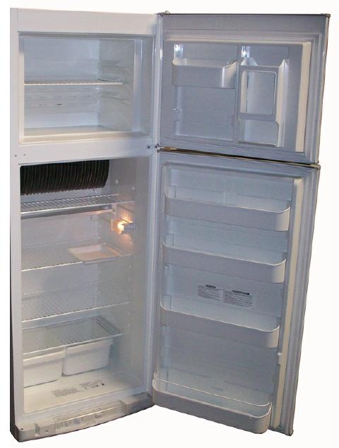 non electric propane gas powered refrigerator freezers the natural