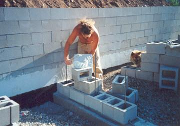Brilliant Dry Stack Block Surface Bonded Concrete Block Walls Used For Htms Wiring Cloud Hisonuggs Outletorg