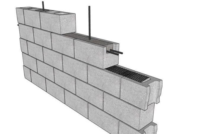 decorative masonry block.htm dry stack block surface bonded concrete block walls used for htms  surface bonded concrete block walls